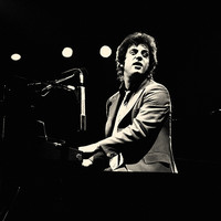 Billy Joel Classic Rock Star Band Poster