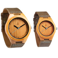 Couples Wooden Watches // Boyd Blue