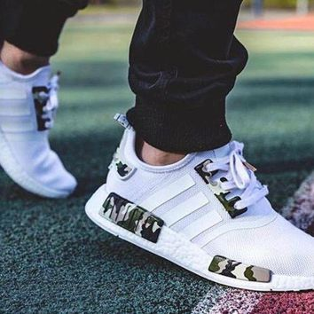 adidas NMD R1 Boost Sport Casual Shoes Sneakers