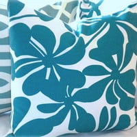 Designer pillow cover 16 X 16 by MicaBlue on Etsy