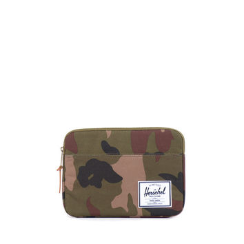Herschel Supply Co. Anchor iPad Air Sleeve Woodland Camo