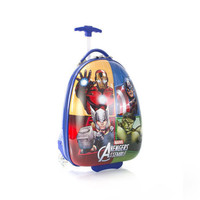 Heys Kids Luggage Marvel Avengers Carry On Thor Hulk Iron Man Captain America