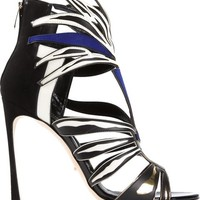 Sergio Rossi 'tribal Beauty' Sandals - If Shoes - Farfetch.com