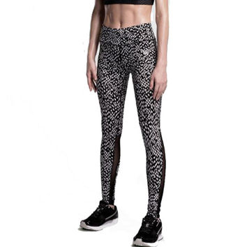Women's Virago Style Active Compression Yoga Pants