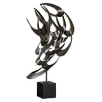 Uttermost Daja Abstract Sculpture - Uttermost 19870