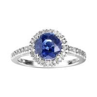 Ring Prague Coloured, Sapphire | Rings RenéSim