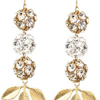 Constanta Rhinestone Earrings