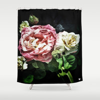 Timeless Shower Curtain by DuckyB (Brandi)
