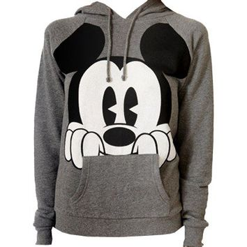 Mickey Mouse Hoodie - Forever 21