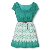 Junior's Chevron Dress