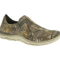 Cushe Footwear Mens Cushe Slipper Shoes in Hunting Camo UM01047B