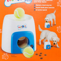 "Toys ""R"" Us® Pets Fetch N' Treat Interactive Dog Toy"