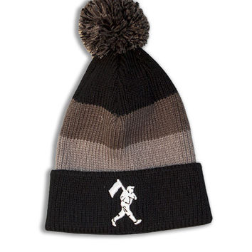 Flag Man Ball Beanie