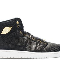 "Air Jordan 1 Pinnacle "" Black Metallic """
