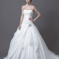 Enzoani HALA Couture Bridal Wedding Dress Ball Gown