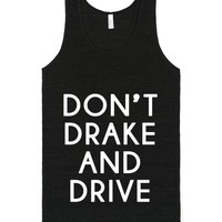 Don't Drake And Drive 2 Design