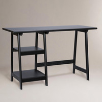 Black Alpine Desk - World Market
