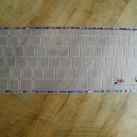 Rhinestone Macbook Pro Keyboard Cover