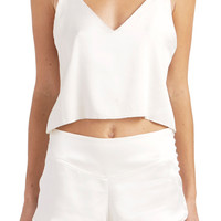 Zillah Cropped Camisole