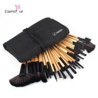 Professional 32 pcs Makeup Brushes Set For Women Fashion Soft Vander