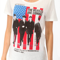 The Beatles Are Coming Tee