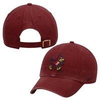 '47 Brand Iowa State Cyclones College Vault Cleanup Adjustable Hat - Cardinal