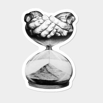 Time Sticker By EDrawings38 Design By Humans