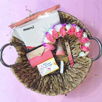Luxe Pink Gift Basket (+ FREE US SHIPPING)