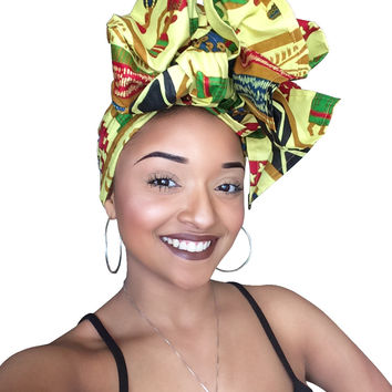 Royal Empress Head Wrap