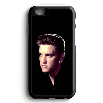 Elvis Presley In The Dark iPhone 4s iphone 5s iphone 5c iphone 6 Plus Case | iPod Touch 4 iPod Touch 5 Case