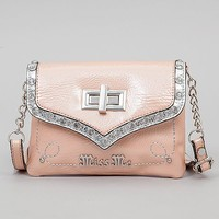 Miss Me Sparkle Chic Mini Purse
