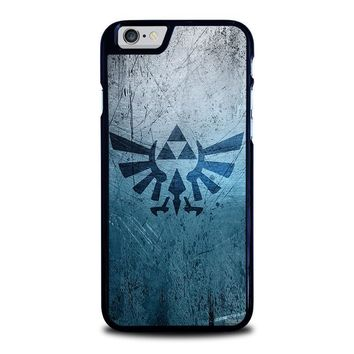 legend of zelda 2 iphone 6 6s case cover  number 1