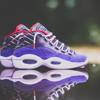 """Reebok Question Mid - """"Ghost of Christmas Future"""""""