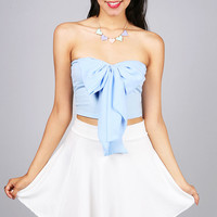 Present Perfect Crop Top | Cute Tops at Pinkice.com