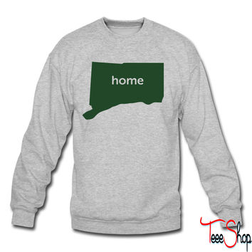 connecticut home crewneck sweatshirt
