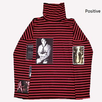 Kpop BTS SUGA Sweatershirt Bigbang GD G-Dragon Sweatershirts Pullover Striped Hoodie Jumper Gift