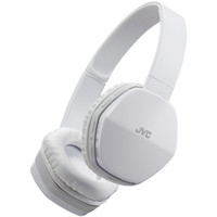 JVC HASBT5W Over-Ear Bluetooth(R) Headphones (White)