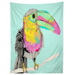 Casey Rogers Toucan Tapestry