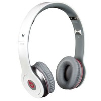 Beats Solo HD On-Ear Headphone (White) (Discontinued by Manufacturer)