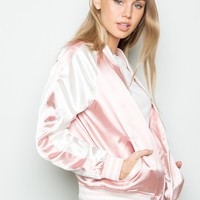 ELLIE BOMBER JACKET