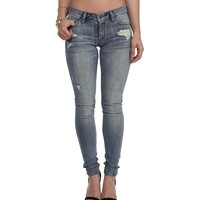 Light Denim Keep Rocking Jeans