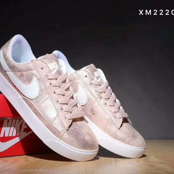 New leather fashion sports shoes
