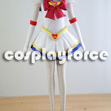 Sailor Moon Sailor Moon Crystal Version Cosplay Costume