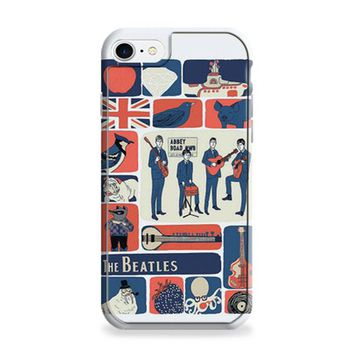 The Beatles Collage iPhone 6 | iPhone 6S Case