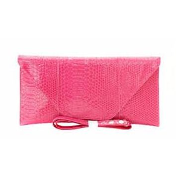 Fuchsia Fashion Clutch