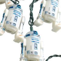 R2 Afraid of the Dark? Lights