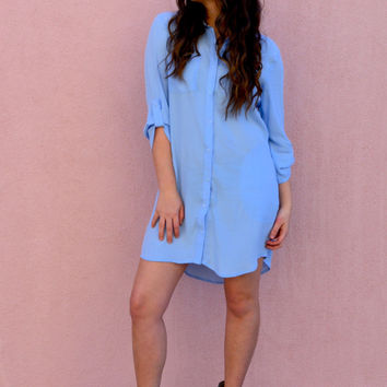 Blue Skies Dress