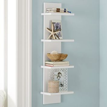 FAYE TIERED WALL SHELF