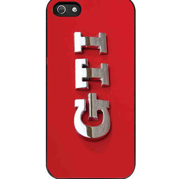 VW GTI Logo iPhone 5s For iPhone 5/5S Case