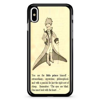 The Little Prince iPhone X Case
